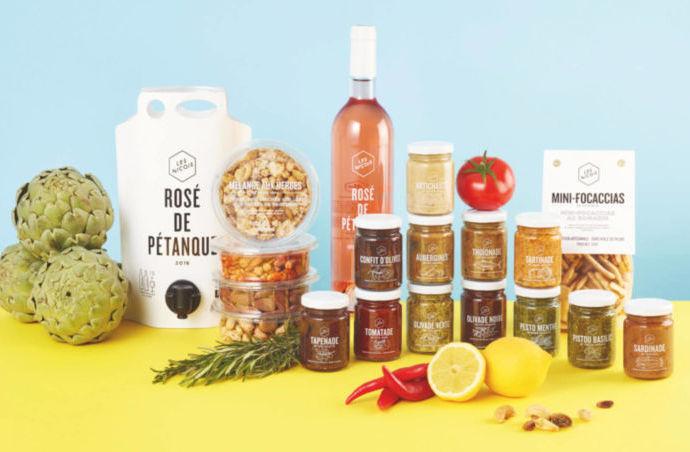 épicerie, tendances, apéritif, vins