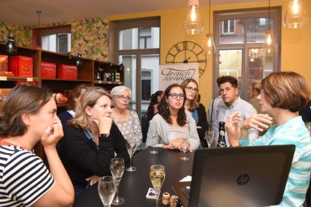 Présentation Champagne Prat