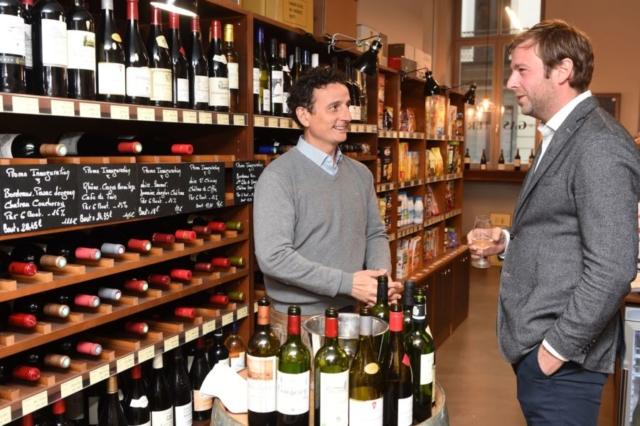 Sélection de vins