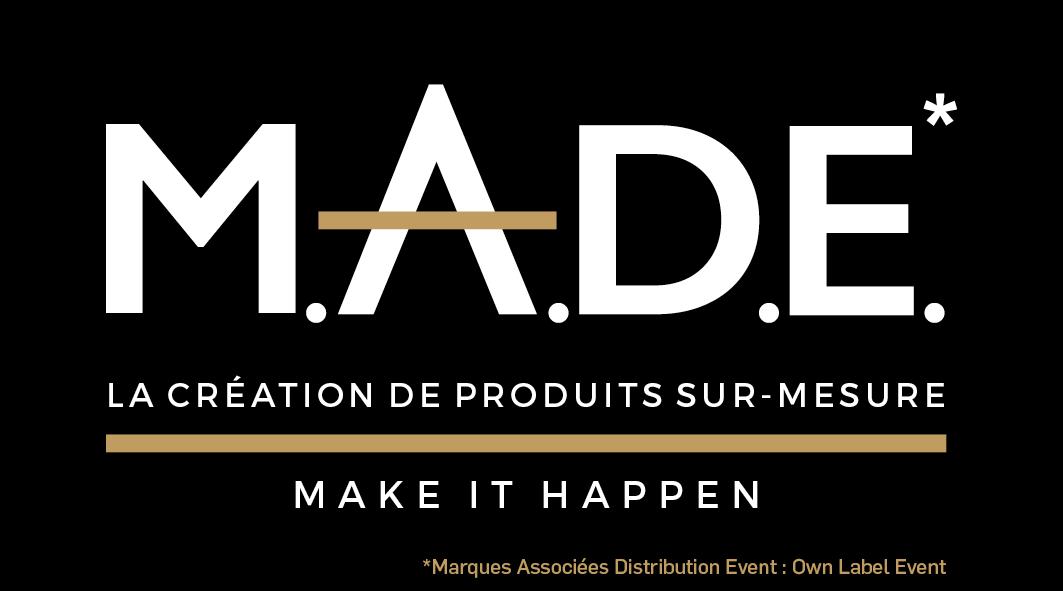 Logo M.A.D.E. 2018 Bilingue