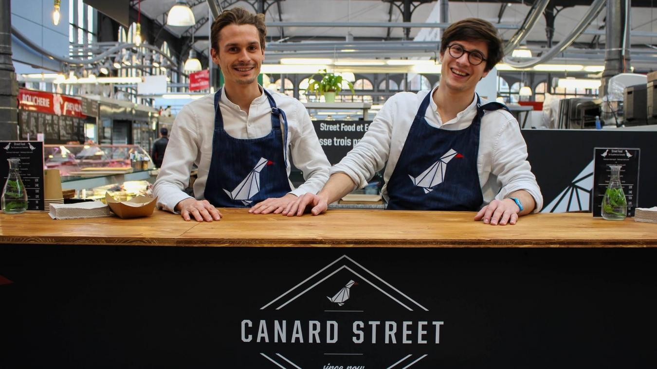 CANARD STREET LE MONDE DE L'EPIECRIE FINE