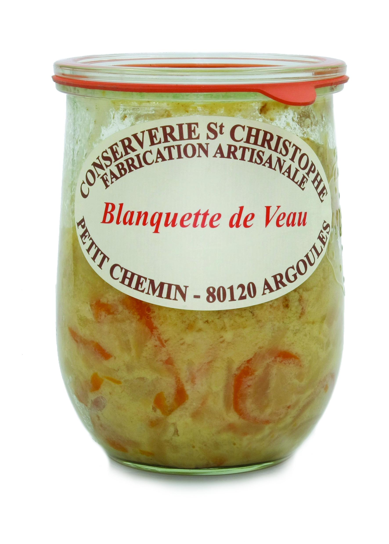 Conserverie Saint Christophe (Blanquette de Veau)