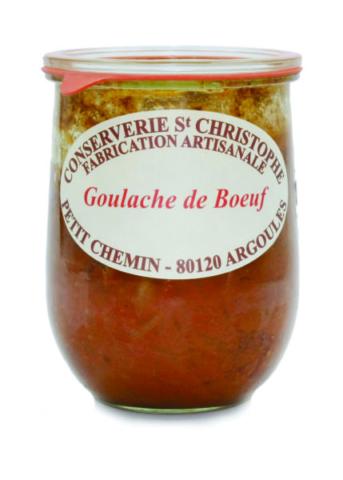 Conserverie Saint Christophe (Goulash de Boeuf)