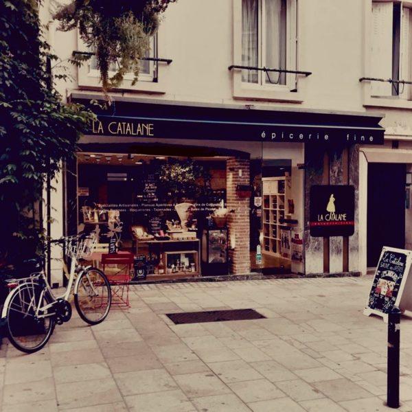 La Catalane le monde de Lepicerie fine