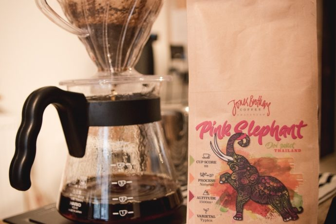 Jones Brothers Coffee