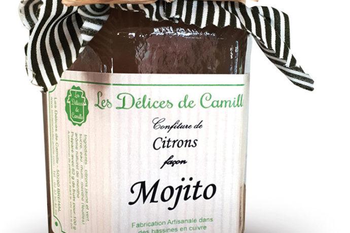 confiture Mojito