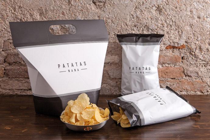 Chips-Patatas-Nana